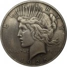 1925-D Peace Dollar COIN COPY