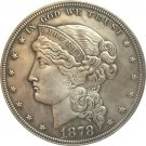 1878 United States $1 Dollar coins COPY Type 4