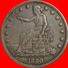 1880 Trade Dollar COIN COPY
