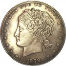 1879 United States $1 Dollar coins COPY Type 2
