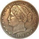 1879 United States $1 Dollar coins COPY Type 4