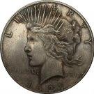 1927 Peace Dollar COIN COPY