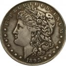 1895 USA Morgan Dollar coins COPY