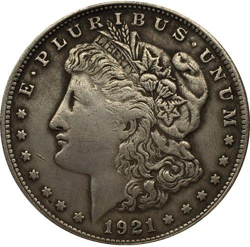 1921 USA Morgan Dollar coins COPY