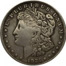 1921 USA Morgan Dollar coins COPY