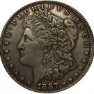 1887-O USA Morgan Dollar coins COPY