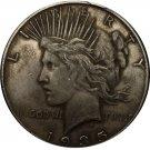 1935-S Peace Dollar COIN COPY