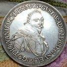 1632 German 1 Thaler - Gustav II Adolf Swedish Occupation