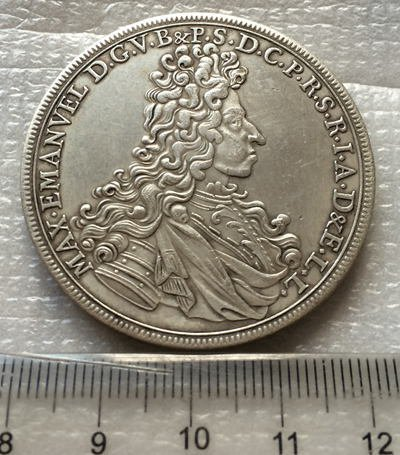1694 German states coins copy