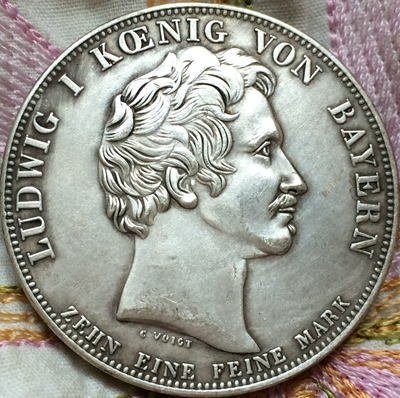 1826 German states (Bavaria) coins