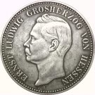 1898 German 5 Mark coins COPY 38MM