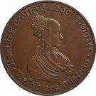 1923 German 500 Mark coins COPY