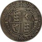 United Kingdom 1903 1/2 Crown- Edward VII copy coins