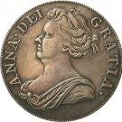 United Kingdom 1713 1 Crown - Anne copy coins