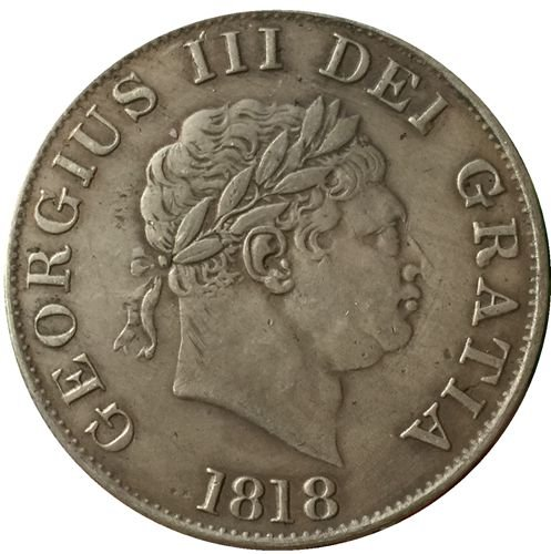 1818 UK COIN COPY