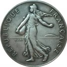 1959 France 2 francs coins COPY