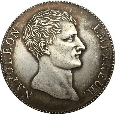 France 5 Francs - Napoleon I 1803 coins copy