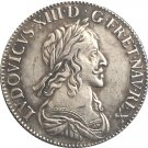 France Louis XIII 1644 coins copy