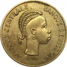 French 1958 40 Francs COIN COPY 27mm