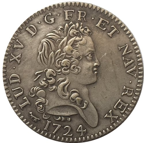1724 FRANCE COIN COPY
