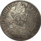 1653 FRANCE COIN COPY