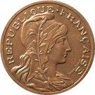 1897 France coins COPY