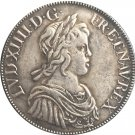 France Louis XIV 1643 coins copy