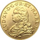 1738 France coins COPY 23MM