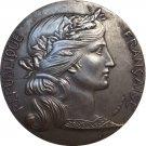 French League Dubois Medal COPY 44.6MM