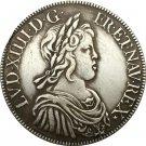 France Louis XIV 1643 coins copy