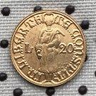 Italy 20 l 1925 copy coins