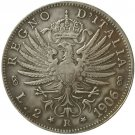 1906 Italy 2 lire COINS COPY