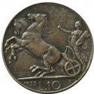 1933 Italy 10 lire COINS COPY