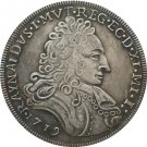 Italian states 1719 1 Ducato - Rinaldo I copy coins