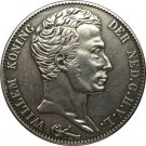 Netherlands 1831 3 Gulden copy coin 40MM