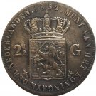 1852 Netherlands COIN COPY