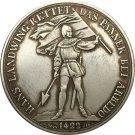 Switzerland 5 Franken Shooting Festival 1869 coins copy
