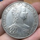 1765 Austria 1 Thaler coins 41MM