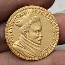1587 Austria 5 Ducats COIN COPY 28MM