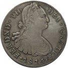 1814 Mexico COIN COPY