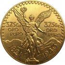 1943 Mexico 50 Pesos coins COPY 37mm