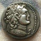 Ptolemaic Kingdom, Ptolemy IX Lathyros, Reign as King of Cyprus, 101 - 88 B.C. coins COPY