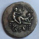 Type:#127 Greek COINS Irregular size