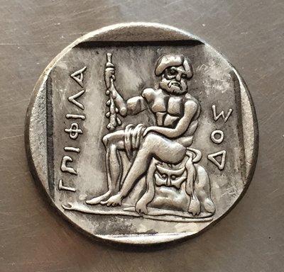Greek COINS copy 12g
