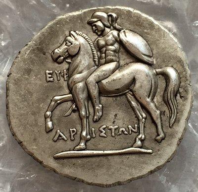 Type:#14 Greek COINS Irregular size