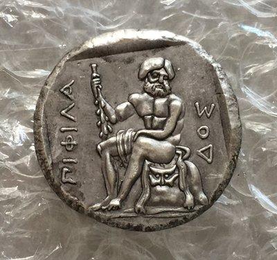 Type:#44 Greek COINS Irregular size