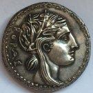 Type:#62 Greek COINS Irregular size
