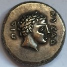 Type:#85 Greek COINS Irregular size