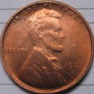 1922-D Lincoln Penny Coins Copy 95% coper