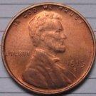 1913-S Lincoln Penny Coins Copy 95% coper